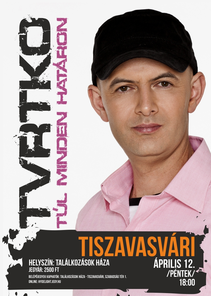 Vujity Tvrtko - Túl minden határon