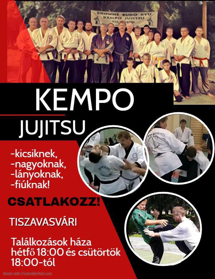 Kempo Jujitsu