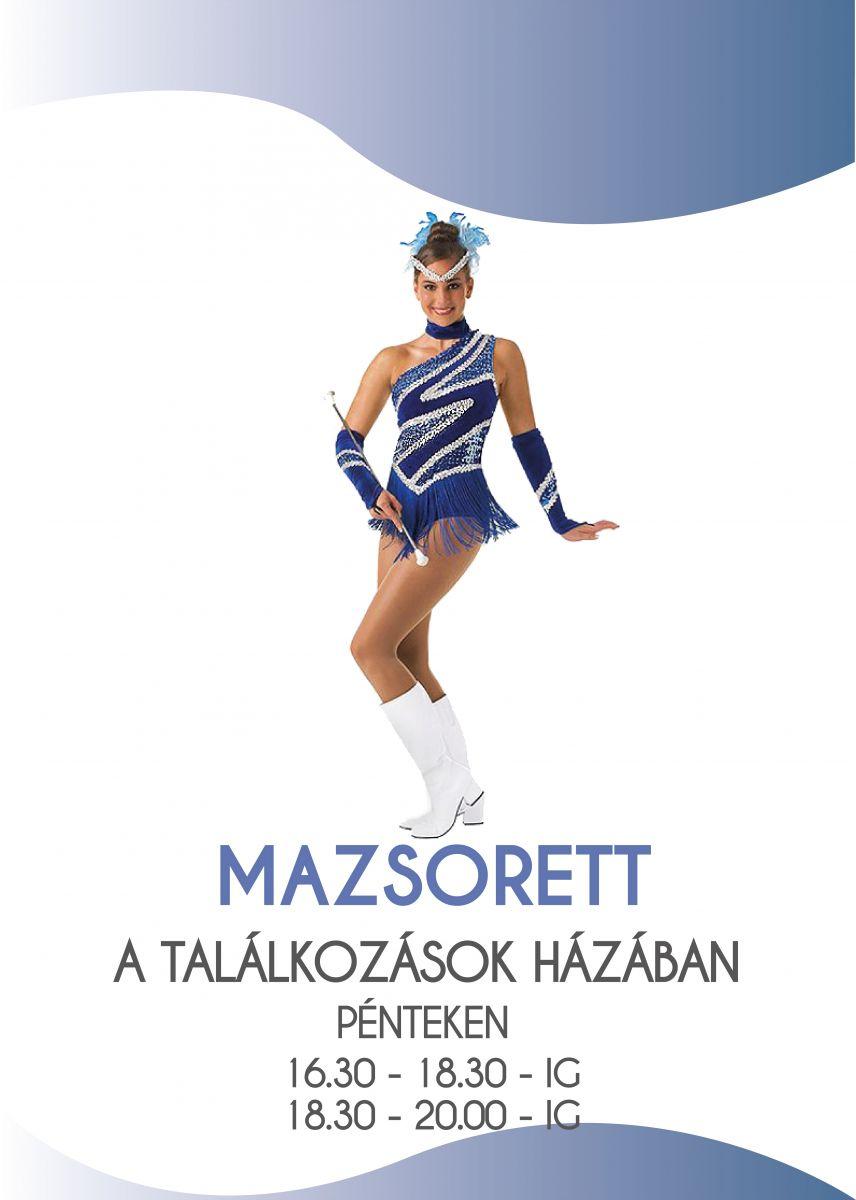 Mazsorett