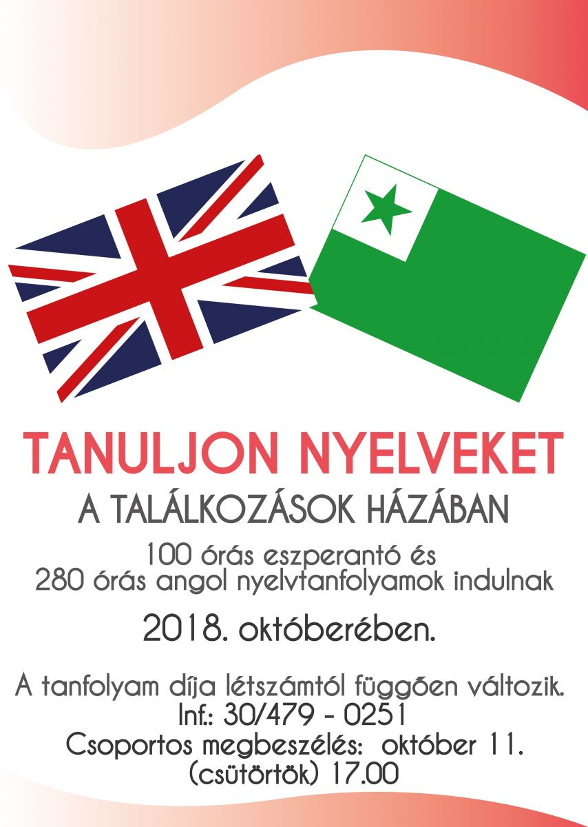 Tanuljon nyelveket!