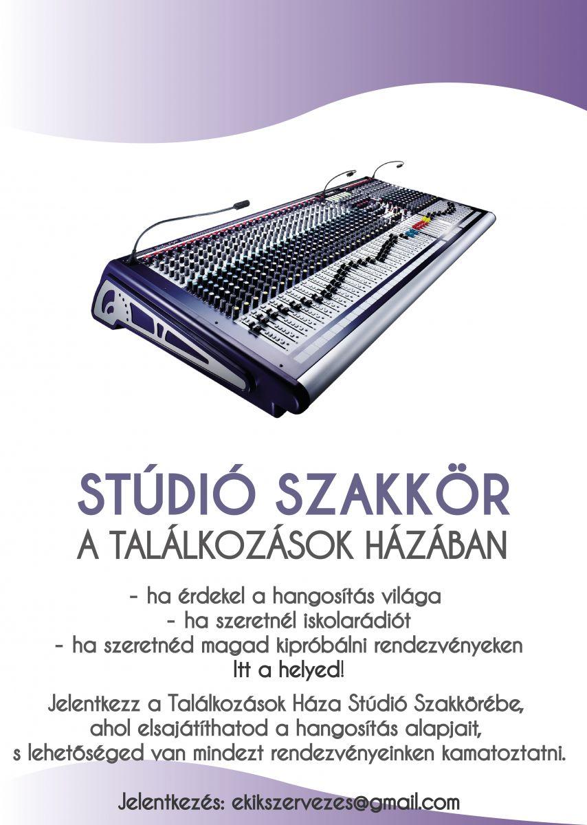 Stúdió Szakkör