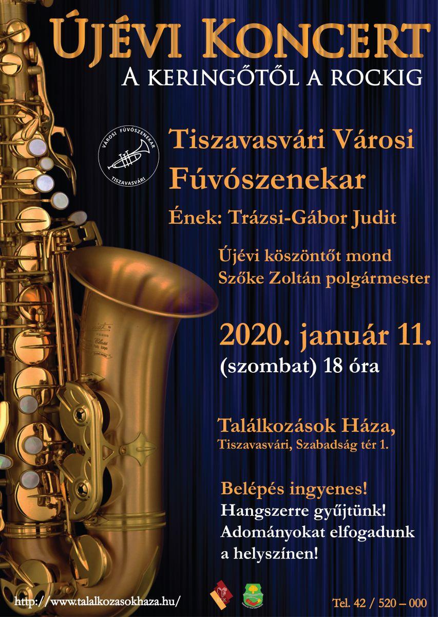 Újévi Koncert! - A keringőtől a rockig