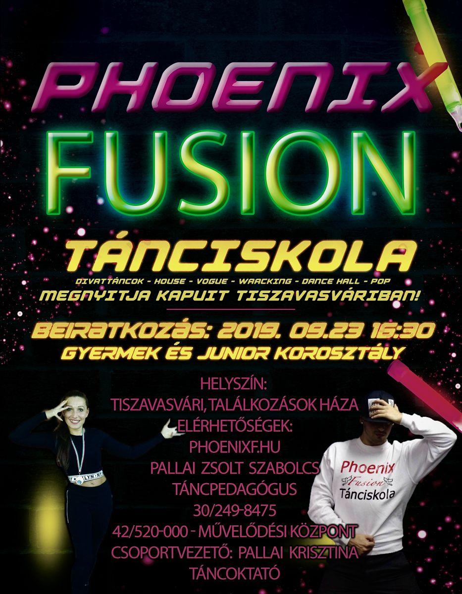Phoenix Fusion Tánciskola!