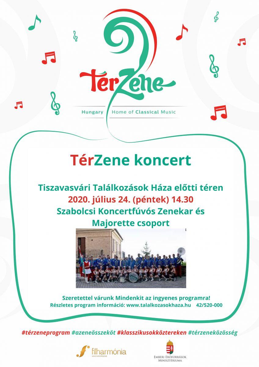 TérZene július 24.
