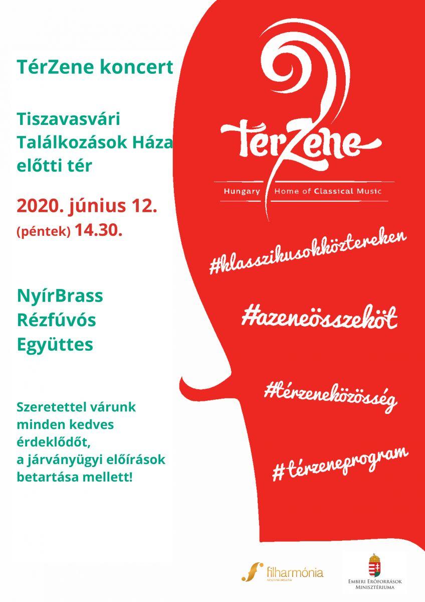TérZene június 12.