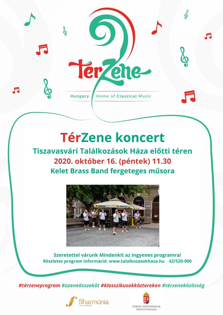 TérZene október 16.