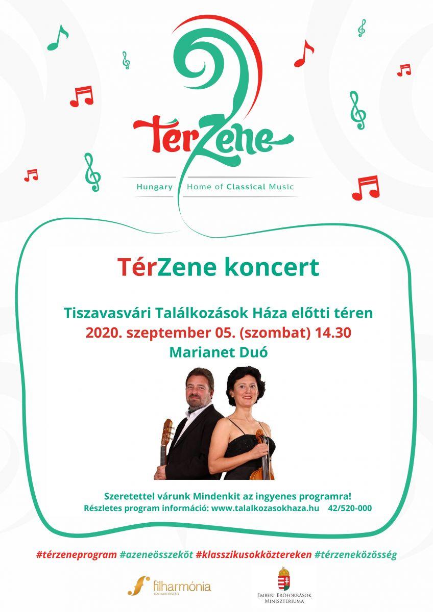 TérZene szeptember 05.